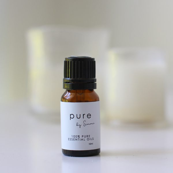 Pure Essential Oil Blend by Simmi, The Aromatherapist